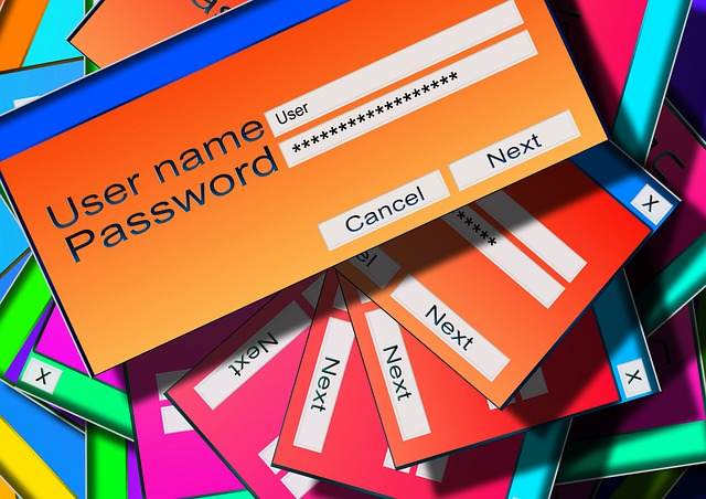 ログインパスワード