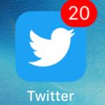 Twitterアイコンバッチ
